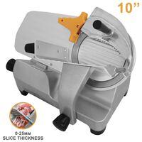 Kukoo Commerciële Vleessnijmachine - 25 Cm