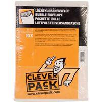 Cleverpack luchtkussenenveloppen, ft 150 x 215 mm, met stripsluitin...