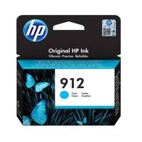 HP 912 (3YL77AE) Inktcartridge Cyaan