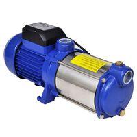 Jet Waterpomp 1300 W 5100 L/u blauw