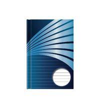 Basic Notitieboek met Harde Kaft A5 192 Vel