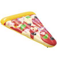 Bestway Ligbed drijvend Pizza Party 188x130 cm