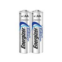 Lithium AA batterijen Energizer Ultimate L91 (2 stuks)