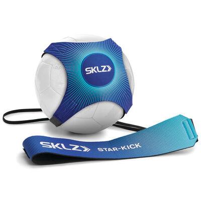 SKLZ Voetbaltrainer Star-Kick kobaltkleurig