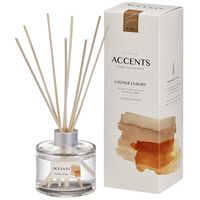 Bolsius Accents Reed Diffuser 100 ml Lounge Luxury