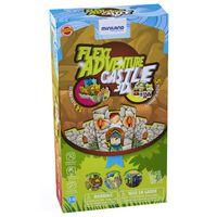 Miniland bouwpakket Flexi Adventure 3D-Castle jongens 19-delig