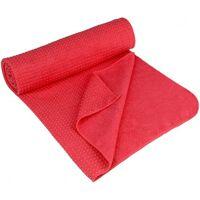 Avento Yogahanddoek anti-slip Aura roze