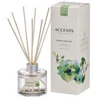 Bolsius Accents Reed Diffuser 100 ml Garden Dreams