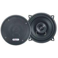 speakerset tweeweg coaxiaal X132 300 Watt zwart