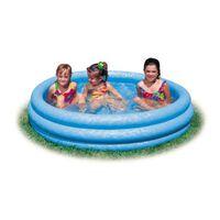 Intex Zwembadje opblaasbaar kinderen blauw