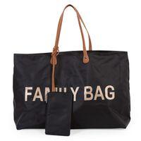 CHILDHOME Luiertas Family Bag zwart