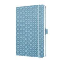 Notitieboek Sigel Jolie Flair A5 hardcover gelinieerd sky   blue