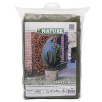 Nature Winterhoes 70 g/m² 1,5x2 m groen