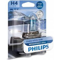 autolamp H4 WhiteVision 12V/60W wit