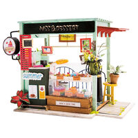 Robotime Miniatuur knutselset Dessert Shop