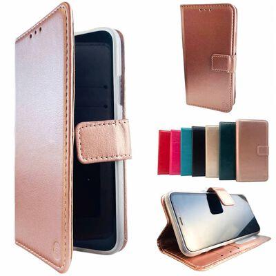 Hem Samsung Galaxy S21 Ultra Rose Gold Wallet / Book Case /
