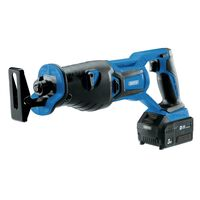 Draper Tools Reciprozaag borstelloos met 1 x 3 Ah D20 accu 20 V,