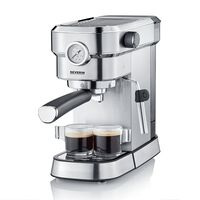Severin KA5995 Espresa Plus Espresso-Apparaat RVS/Zwart