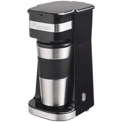 Bestron Koffiezetapparaat ACM112Z 750 W 420 ml zwart