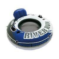 Intex zwemband River Run blauw/wit 135 cm