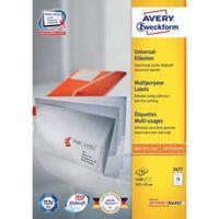 Avery Zweckform DS1400 105X41 UNERS ETIK