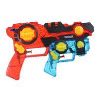 Toi-Toys watergeweer 2 stuks rood 26 cm