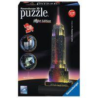 3D Puzzel Empire State Bu