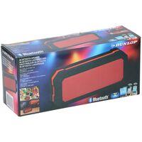 Dunlop Bluetooth speaker - Outdoor - 2x3W