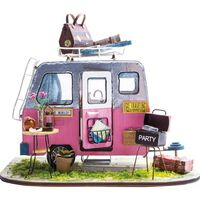 Robotime Miniatuur autoset Happy Camper