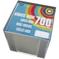 memoblok 9 x 9 cm 700 vellen wit