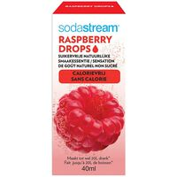 Sodastream Raspberry Drops 40 ml