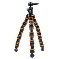 Flexibel Statief 32.5 cm 2.5 kg Zwart/Oranje