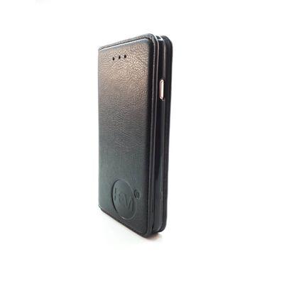 Apple iPhone XS Max - Antique Black Ultra Dun Portemonnee Hoesje -