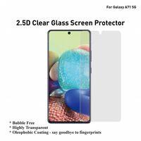 2-pack Screenprotector Gehard Glas Samsung Galaxy A71 5g