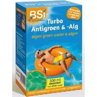 Turbo anti-groen en alg zwembad 300 ml