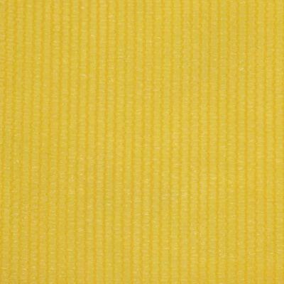 vidaXL Balkonscherm 75x500 cm HDPE geel