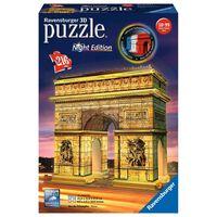 Puzzel 3D Arc De Triomphe