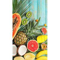 Good Morning Strandlaken FRESH FRUITS 100x180 cm meerkleurig