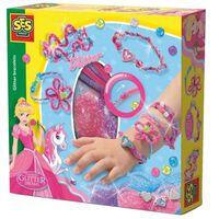 SES Creative 14128 Glitter Dreams Glitter Armbanden