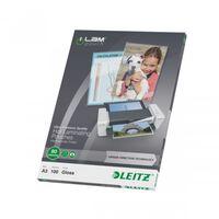 Leitz Lamineerhoezen 100 st ILAM 80 micron A3