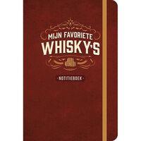 Deltas Paperstore: mijn favoriete Whisky's notitieboek 22 cm