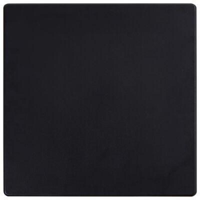 vidaXL 5-delige Barset stof wijnrood