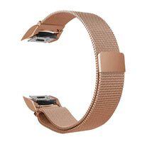 Armband voor Samsung Gear S2 - Milanese lus - roségoud S
