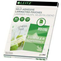 Leitz Lamineerhoezen zelfklevend 100 st A4