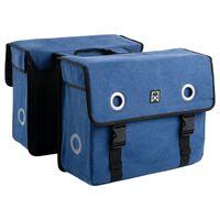 Willex Fietstas 30 L blauw