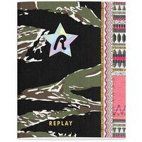 Stationery Team schrift Replay Fashion A5 gelijnd 3 stuks