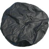 Carpoint afdekhoes reservewiel 15/16 inch zwart
