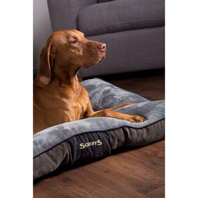 Scruffs & Tramps Hondenkussen Chester grijs maat L 1162