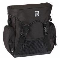 Willex Fietstas XL 17 L zwart 13501