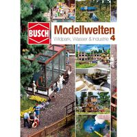 Busch - Bastelheft Modellwelten   4 (bu999814) - Model Speelgoed